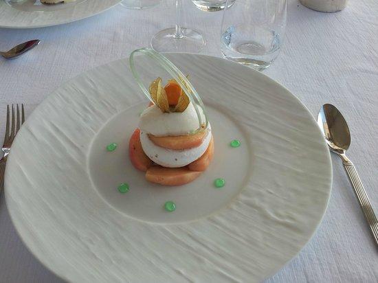 Restaurant Baie de Cayola : dessert