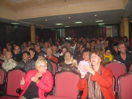 Golden Bell Show: In the theater