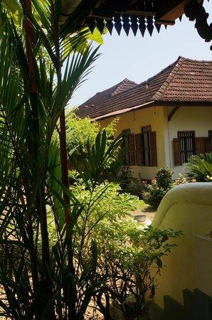 Nelpura Heritage Homestay: View of the house