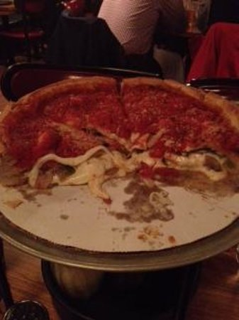 Giordano's : Classic Chicago Deep Dish Stuffed Pizza