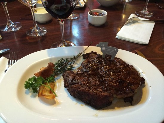 Pampas Steakhouse: It is best one