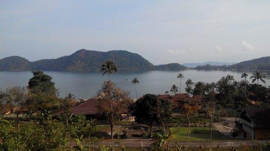 The Aiyapura Koh Chang : amazing view!