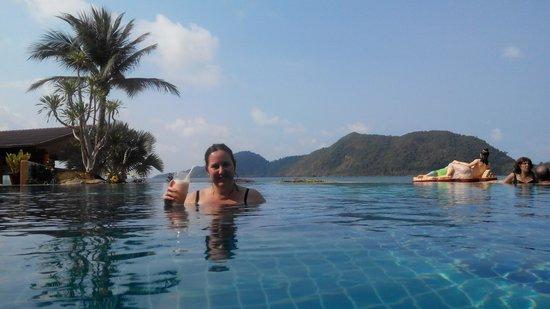 The Aiyapura Koh Chang : nice pool