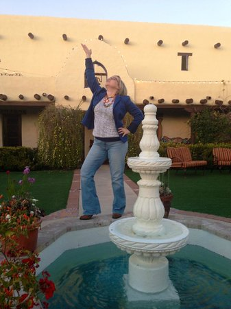 Hacienda Del Sol Guest Ranch Resort: Love the courtyard!
