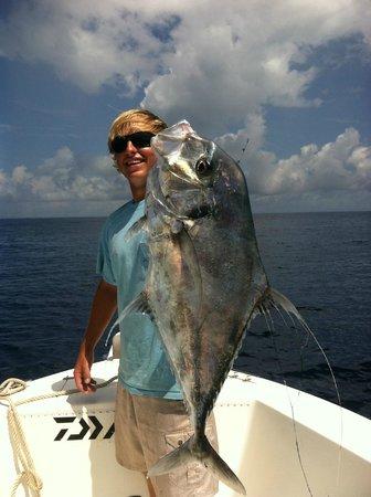 Ollie raja fishing charters holden beach 2018 all you for Fishing charters carolina beach nc