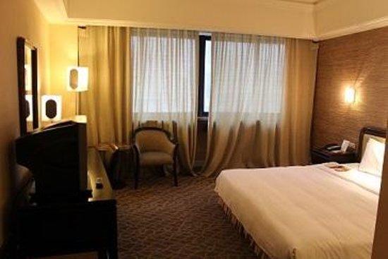 Sunworld Dynasty Hotel Taipei: サンワールドダイナスティ 客室