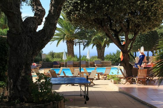 Residence Motel Aria Marina : Du jardin