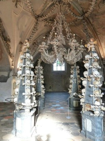 Hotel Hastal Prague Old Town : Bone Chapel Kutna Hora