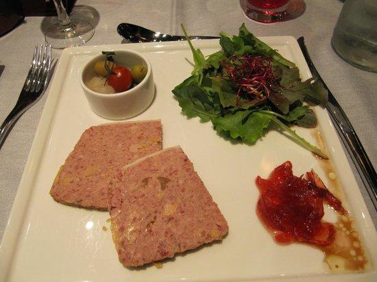 Compagnie des Bateaux du Lac d'Annecy : ужин