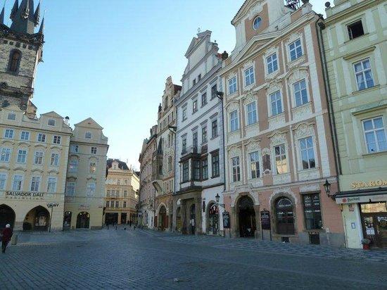 Hotel Hastal Prague Old Town: Prague Old Town