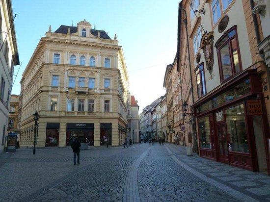 Hotel Hastal Prague Old Town : Prague Old Town