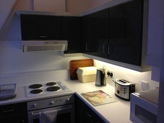 Skene House Holburn: кухня