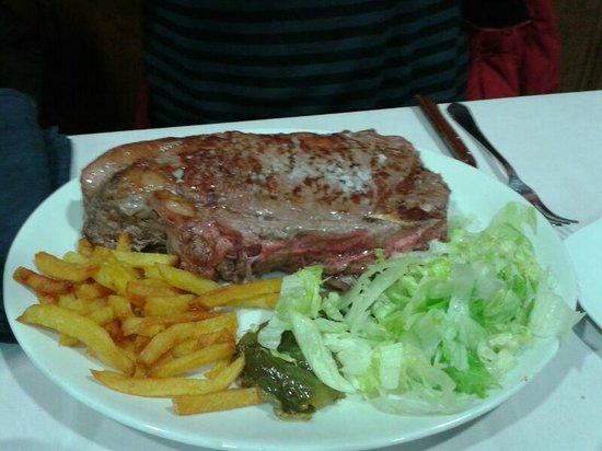 Restaurante Isidro: Chuletón
