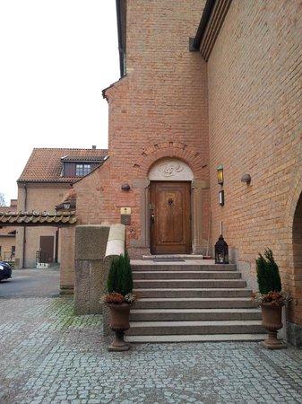 Hogberga Gard Hotel: Entré