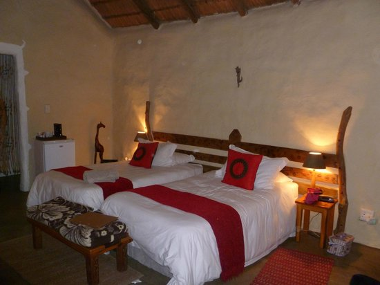 Chrislin African Lodge: Rooms