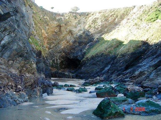 Fistral Beach: England