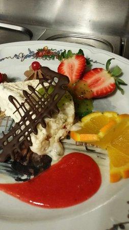 Winstub des Chevaliers : Dessert Saint Valentin