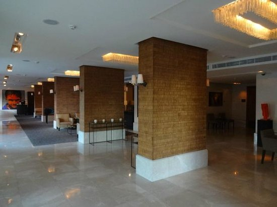 AlQasr Metropole Hotel : robby