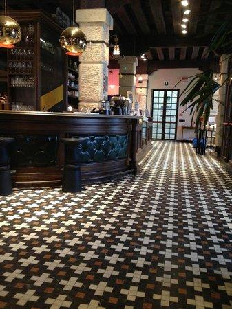 Generator Hostel Venice: The Lobby