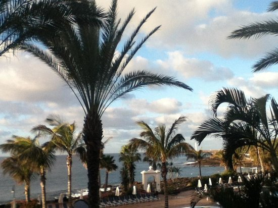 TUI SENSIMAR Natura Palace & SPA: View from our room 1037