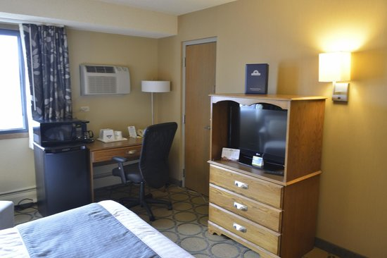 Days Inn Helena: room