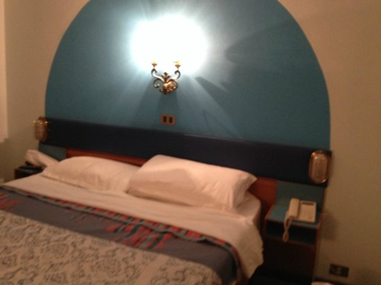 Hotel Agnello d'Oro: Our room