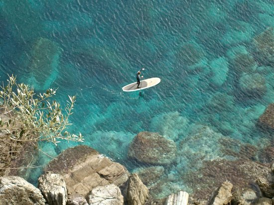 Sporades Stand Up Paddle Boarding