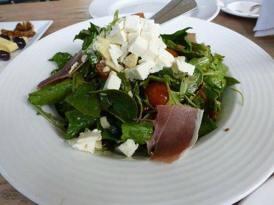 Romantica Tutto il Giorno: Mozerella Salad