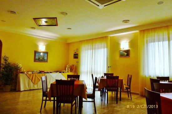 Hotel La Praia: Śniadanie