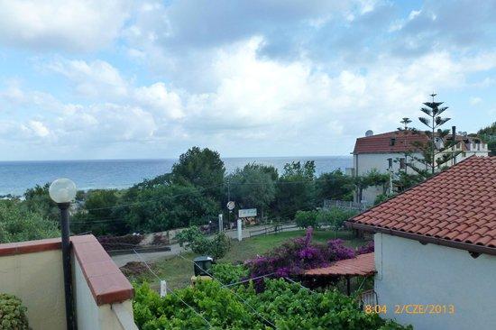 Hotel La Praia: Widok z hotelu