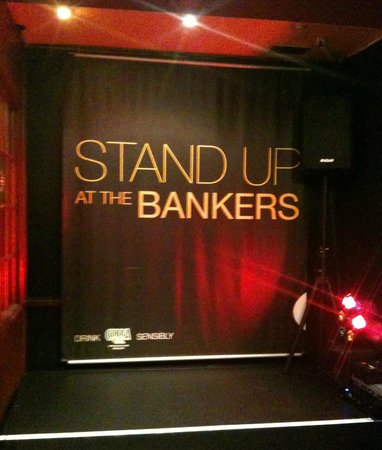 The Bankers Comedy Club