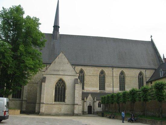 Abbaye de la Cambre : Porte st Boniface