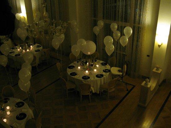 Festa di Compleanno a tema - Picture of La Terrazza Restaurant ...