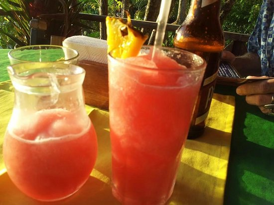 Cantina Salsipuedes: Tropical drinkl