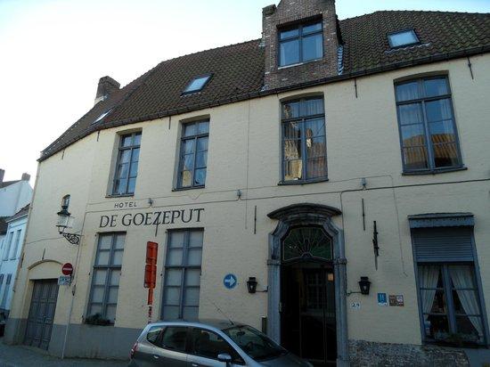 Hotel de Goezeput: Goezeput Hotel