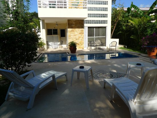 Playa Caribe B&B : A place to relax