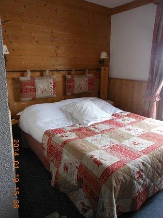 Le Menuire Chalet Hotel & Spa : room