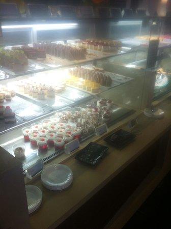 Cosmo Sheffield: Dessert