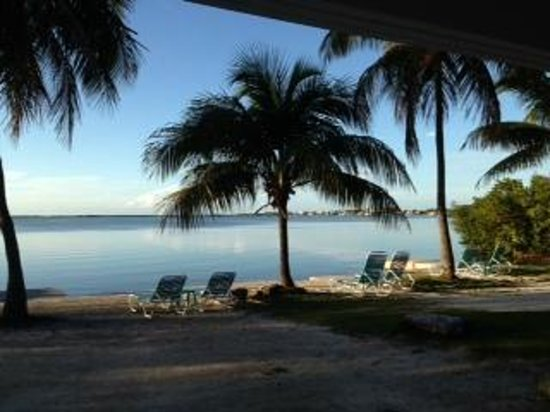 Rock Reef Resort: View from Cottage #8