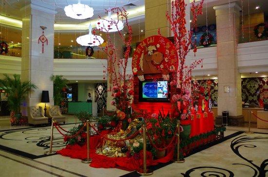 Promenade Hotel: Lobby Area