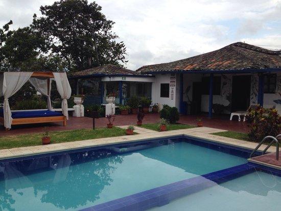 Hacienda- Hosteria Chorlavi : Recomendado