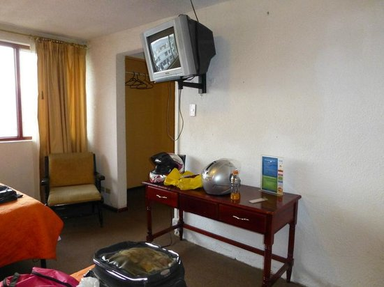 Hotel El Galpon: Another view of room