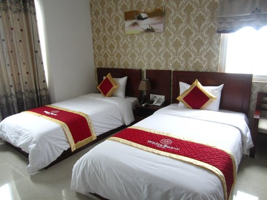 White Snow Hotel Danang : In the room