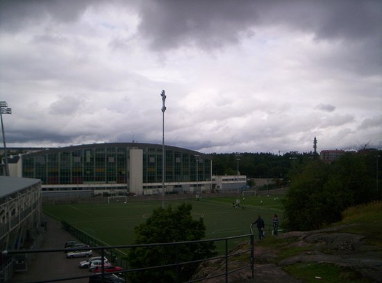 Olympic Stadium (Olympiastadion): Олимпийский стадион Хельсинки