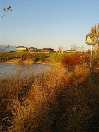 Jiva Hill Resort : parcours golf
