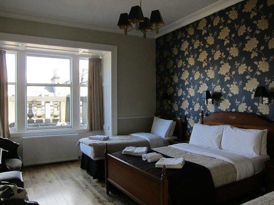 Haymarket Hotel: номер