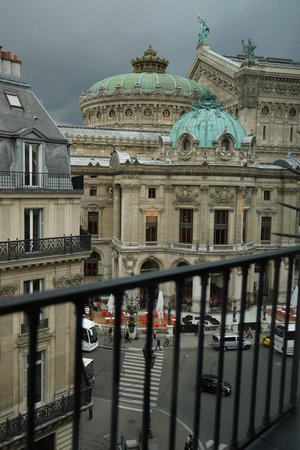 W Paris - Opera: View of the Garnier Opera House