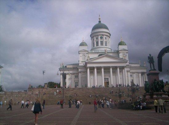 Place du Sénat : Сенатская площадь