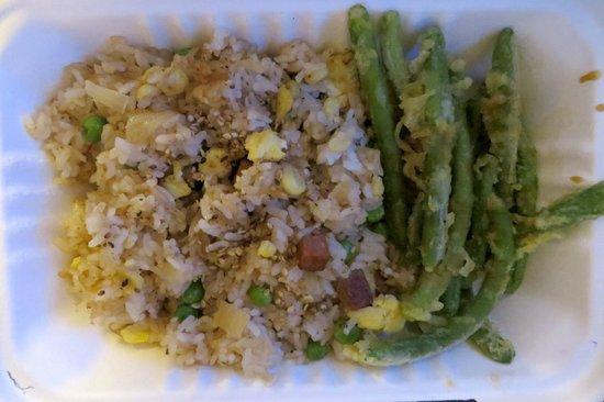 Ichizen Japanese Restaurant: Fried rice