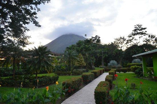 Hotel Villas Vilma: the view